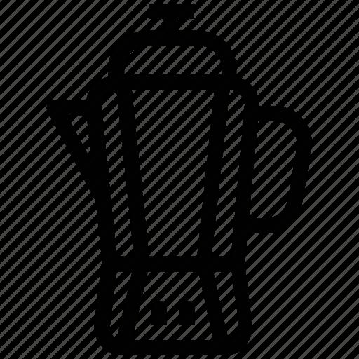 coffee thermos, kettle, tea kettle, tea thermos, teakettle, teapot, thermos icon