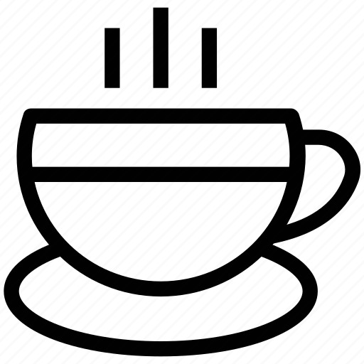 cup of coffee, cup of tea, hot coffee cup, hot tea, tea icon
