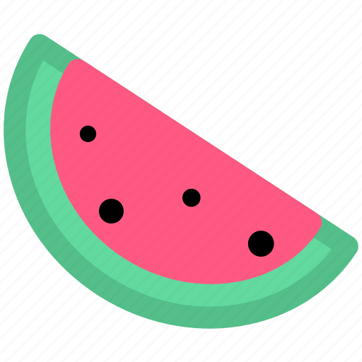 food, fruit, sweet, watermelon icon