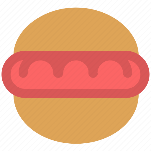 cooking, food, hamburger icon
