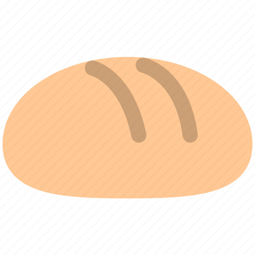 bread, cooking, food icon