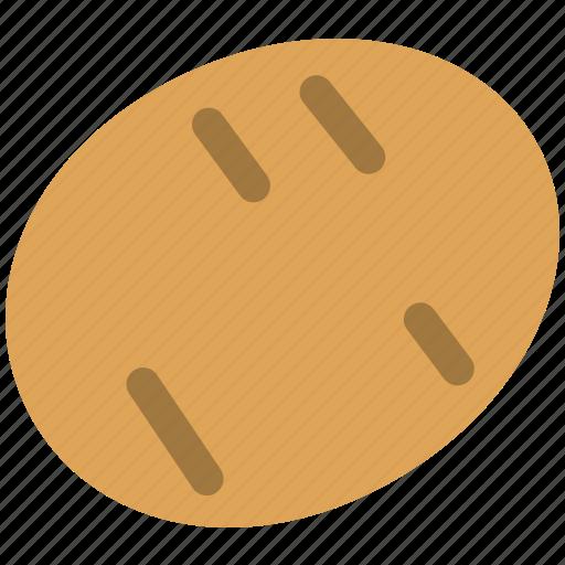 cooking, food, potato icon