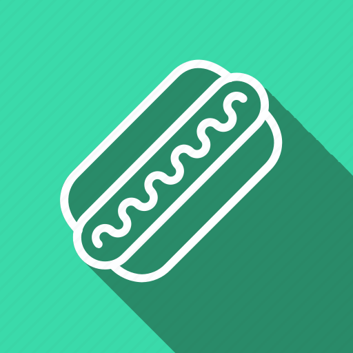 appliance, cooking, fast, food, gastronomy, hot dog, kitchen icon