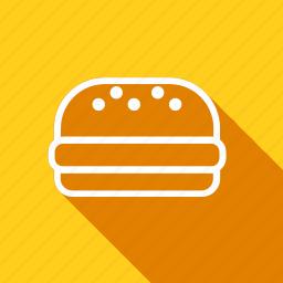 appliance, burger, cooking, gastronomy, hamburger, kitchen, sandwich icon