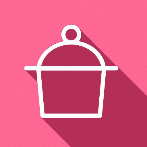 appliance, cooking, food, gastronomy, kitchen, saucepen, utensils icon