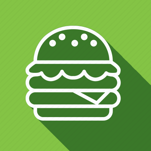 appliance, burger, cooking, food, hamburger, kitchen, sandwich icon