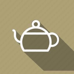 appliance, cooking, food, gastronomy, kitchen, teapot, utensils icon