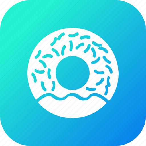 Food, dessert, donut, bakery, sweet, donuts, kitchen icon