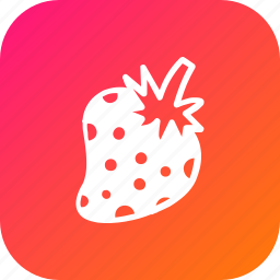 berry, food, fruit, healthy, kitchen, strawberry, sweet icon