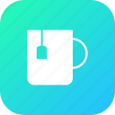 breakfast, coffee, food, kitchen, morning, mug, tea icon