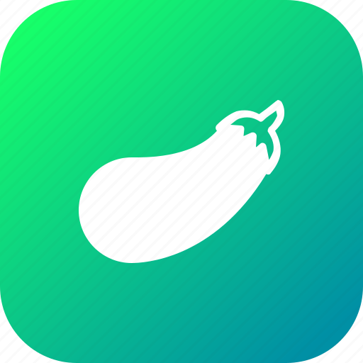 aubergine, brinjal, diet, eggplant, food, kitchen, vegetables icon