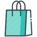 delivery, delivery bag, food bag, online delivery, shopping icon