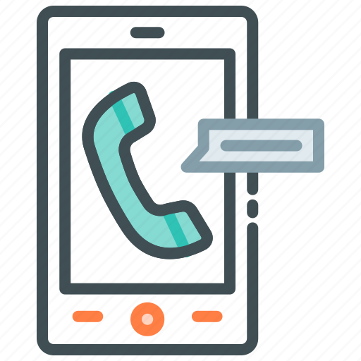 Call customer, chat support, customer care, mobila app, support icon - Download on Iconfinder