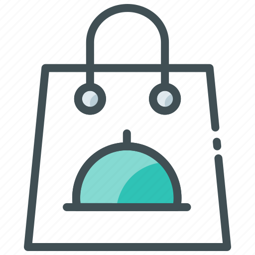 Bag, delivery, food delivery, parcel, shopping icon - Download on Iconfinder