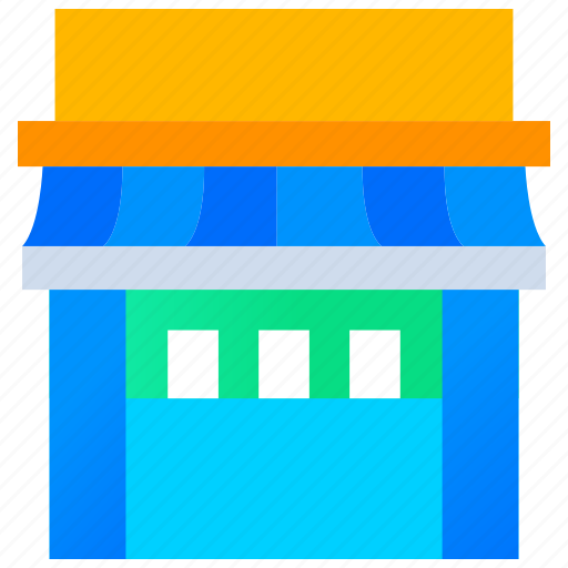 Hotel, restaurant, shop, shopping, store icon - Download on Iconfinder