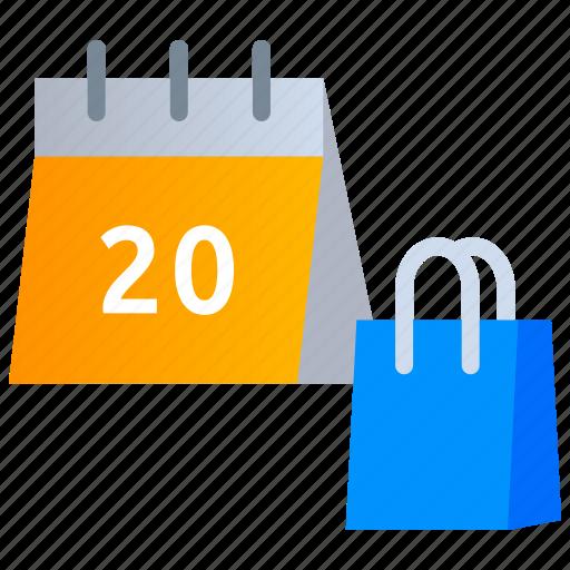 Calendar, food, food delivery, online, order food icon - Download on Iconfinder