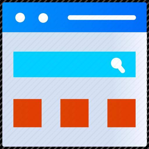 Application, food app, online order, search meal, website icon - Download on Iconfinder