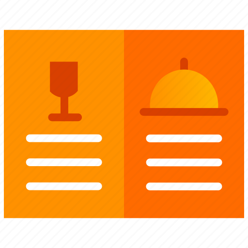 Food, food card, food list, hotel, menu, restaurant icon - Download on Iconfinder