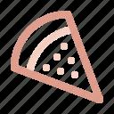 fast food, food, italian, italian food, meal, pizza, slice icon