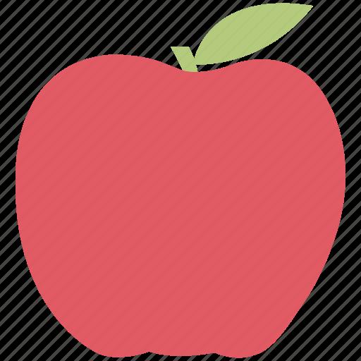 apple, delicious, food, fruit, fruta, sweet icon