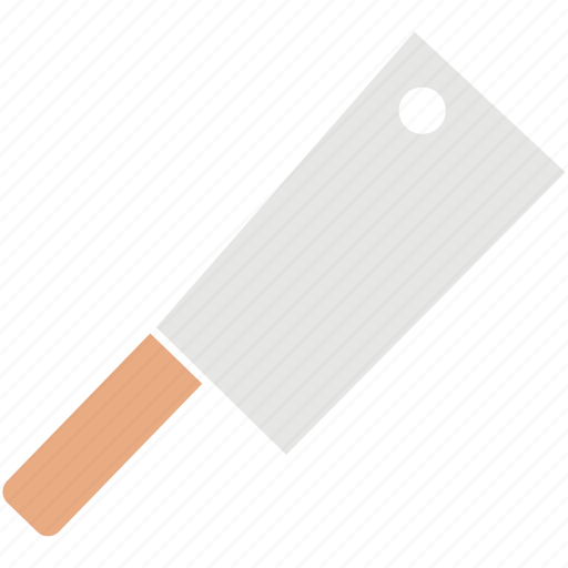 chopper, cleaver, cut, dagger, knife icon