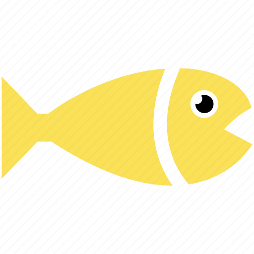 fish, food, ocean, sea, seafood icon