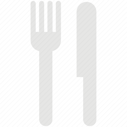 eating, fork, kitchen, knife, restaurant icon