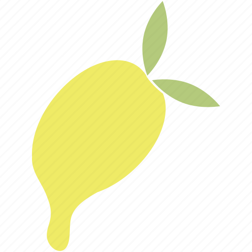 citrus, fruit, lemon, limao, sour icon
