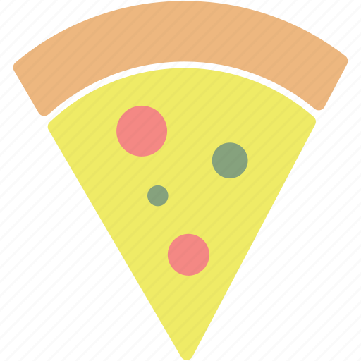cheese, fast, food, pizza, restaurant, slice, snack icon
