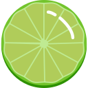 beverages, drinks, food, juice, lime, slice, tasty icon