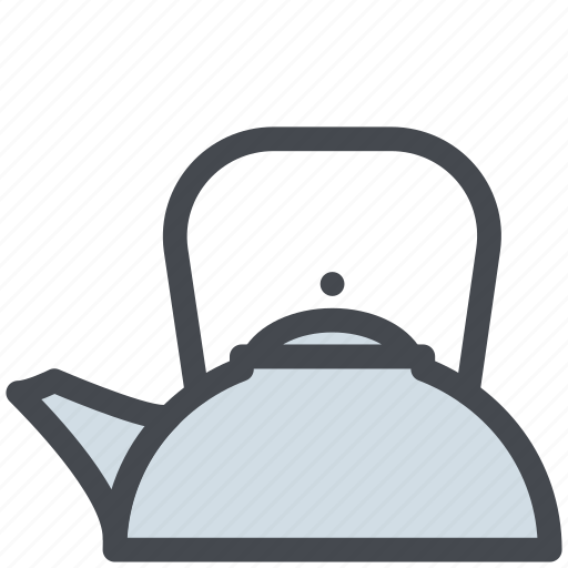 drink, infusion, kettle, tea, teapot icon