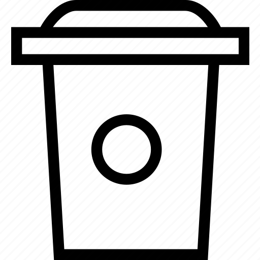 beverages, coffee, cup, food, groceries icon