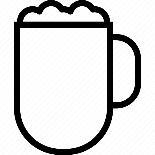 bar, beer, beverages, food, glass, groceries icon