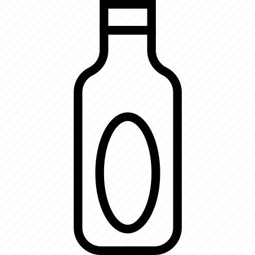 beverages, bottle, food, groceries icon