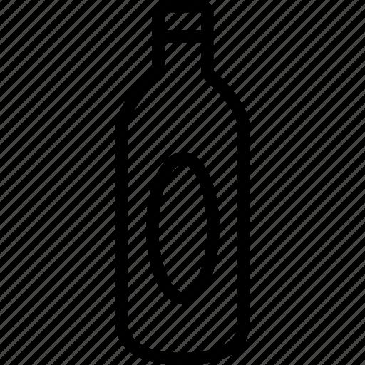 beverages, bottle, food, groceries, oil, olive icon