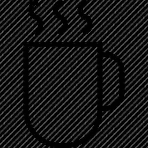 beverages, coffee, cup, food, groceries, tea icon