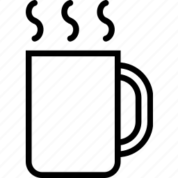 beverages, coffee, cup, food, groceries, tea icon