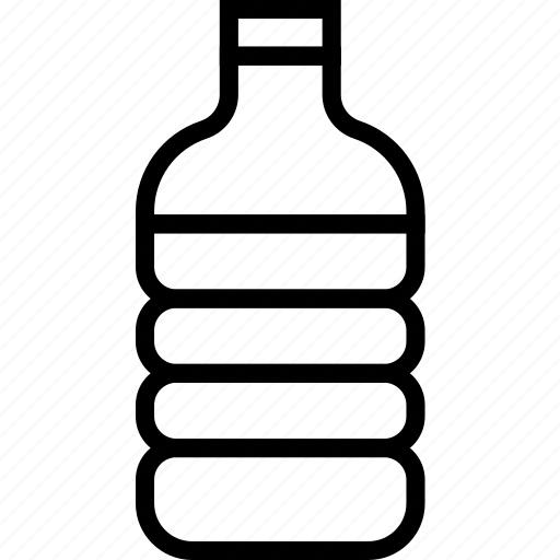 beverages, bottle, food, groceries, water icon