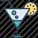 beverage, cocktail, kamikaze, lime, liqueur