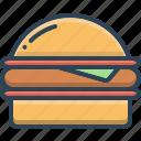 burger, cheese, delicious, food, hamburger, healthy, snack