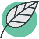 foliage, greenery, leaf, leafage, nature icon