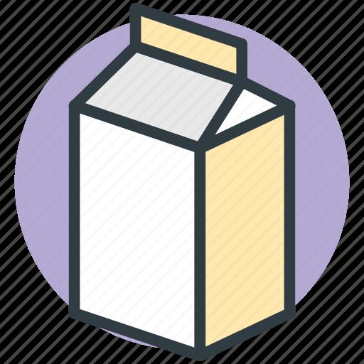 breakfast, calcium, healthy, liquor food, milk container icon