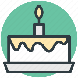 bakery food, cake, confectionery, dessert, food icon