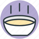 chinese food, hot soup, meal, soup, soup bowl icon