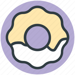 bakery food, confectionery, dessert, donuts, sweet snack icon