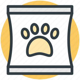 dog food, dog treat, pet food, pet grocery, puppy food icon