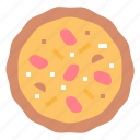 fast, food, junk, pizza, restaurant icon