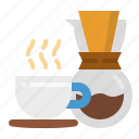 beverage, coffee, cup, espresso, hot icon