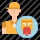 deliver, delivery, job, messenger, shipping