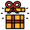 birthday, egift, gift, present, surprise icon